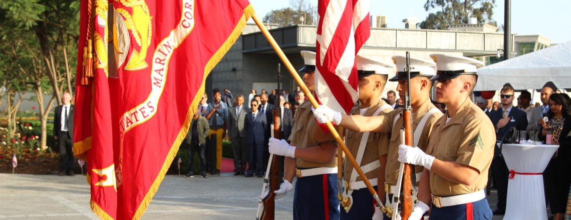U.S. Embassy celebrates National Day
