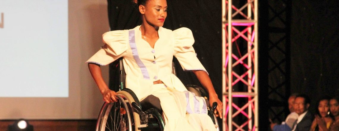Inclusive Fashion Show: Promoting Inclusion of Persons with Disabilities