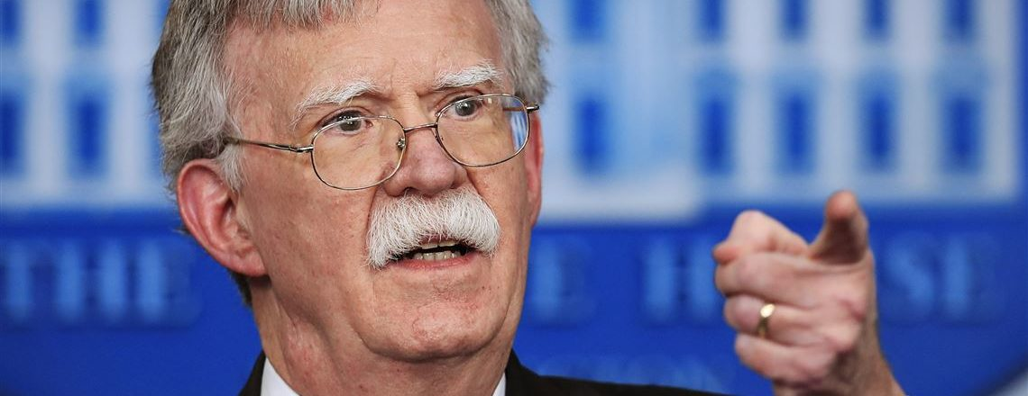 National Security Advisor Ambassador Bolton on Trump Administration's New Africa Strategy